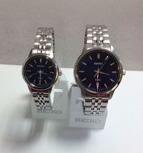 Picture of SEIKO His & Her Watches